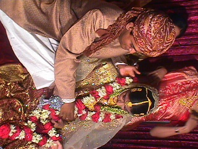 Rezwan weds Sonia